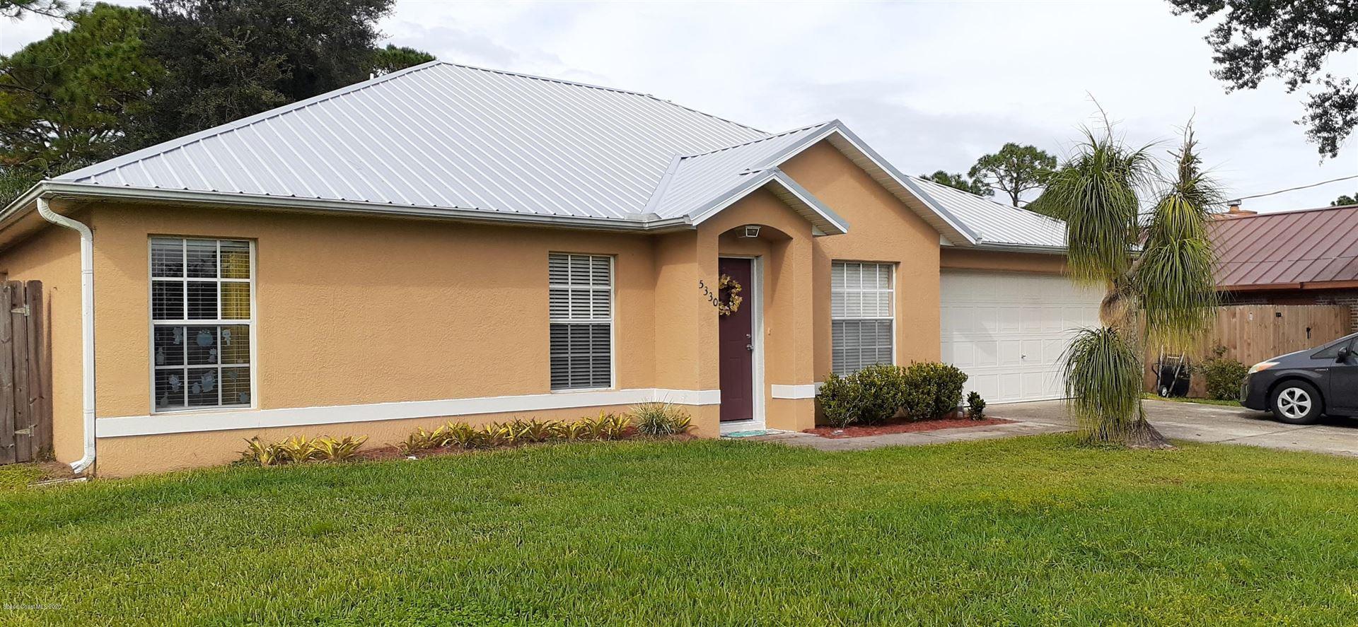 5330 Fruitport Street, Cocoa, FL 32927 - #: 887008