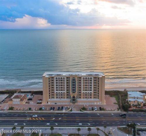 Photo of 1045 Highway A1a #502, Satellite Beach, FL 32937 (MLS # 912009)