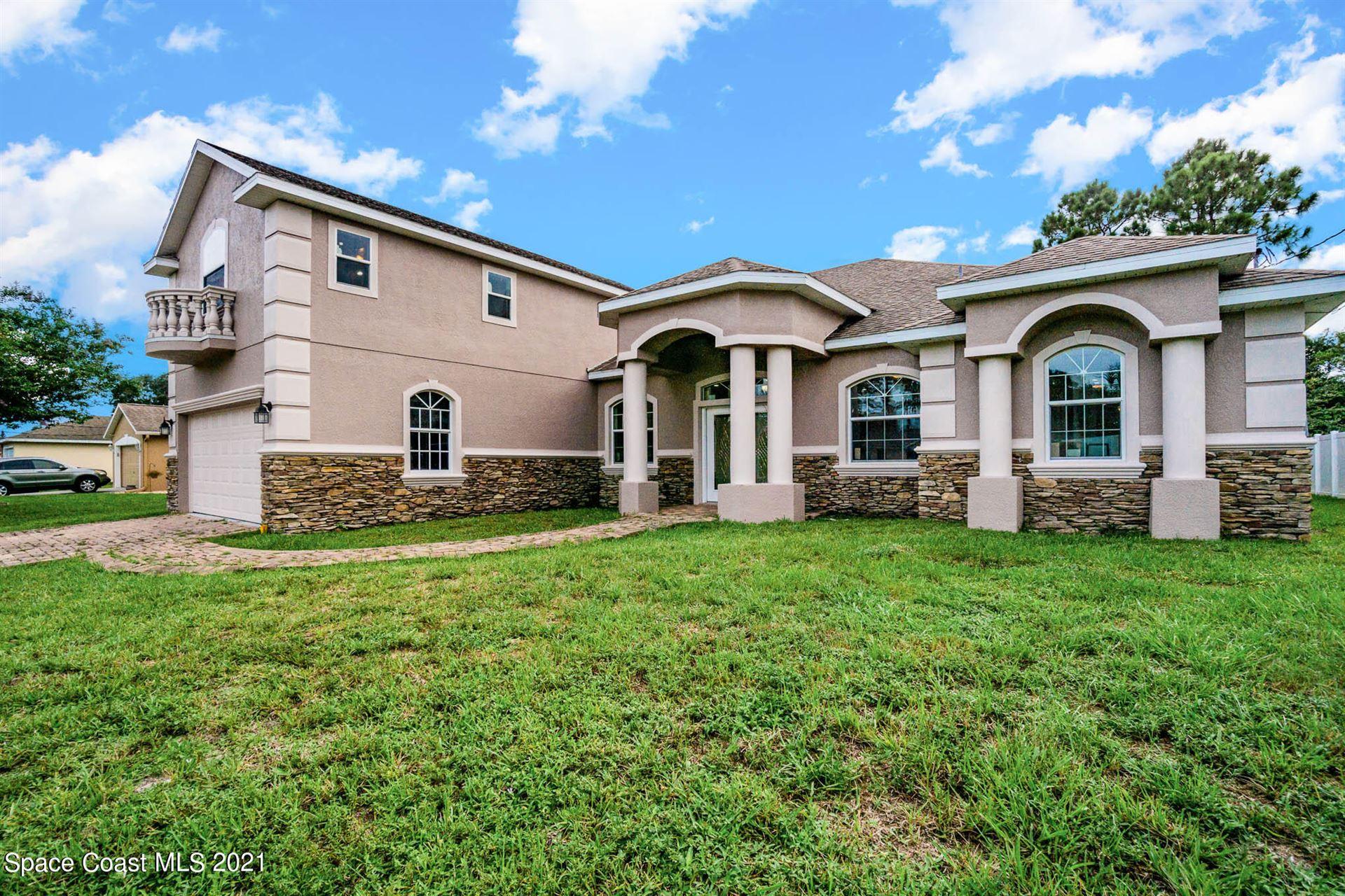 187 Abello Road, Palm Bay, FL 32909 - #: 910009