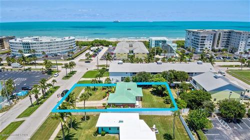 Photo of 253 Palm Lane, Cocoa Beach, FL 32931 (MLS # 878013)