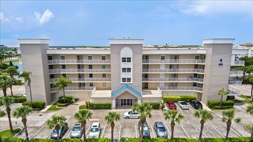 Photo of 604 Shorewood Drive #201, Cape Canaveral, FL 32920 (MLS # 879013)