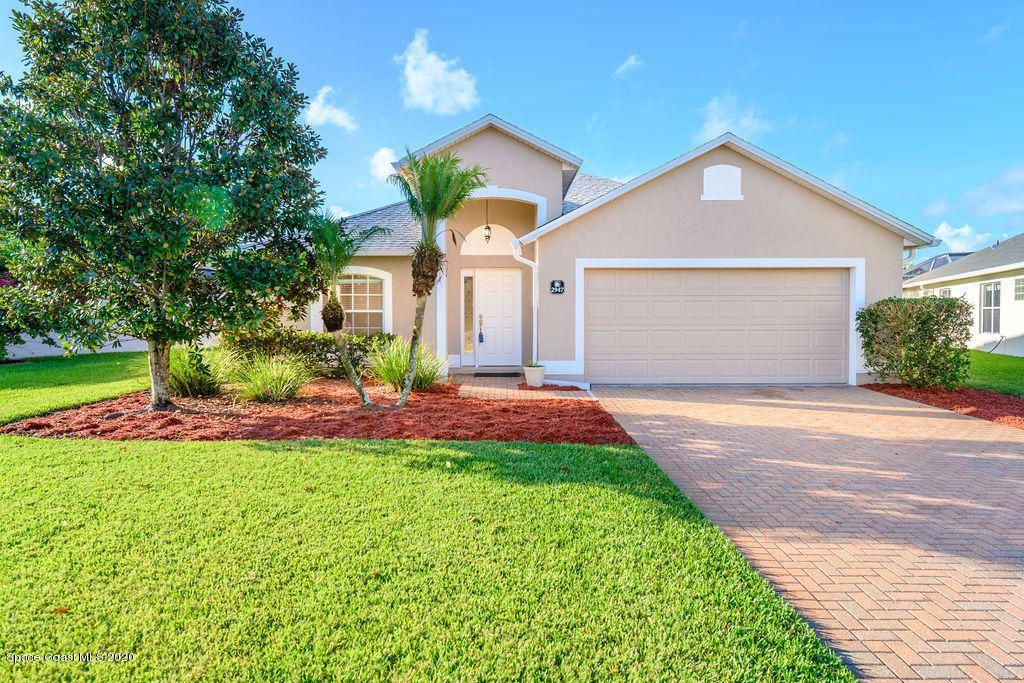 2947 Mondavi Drive, Rockledge, FL 32955 - #: 884014