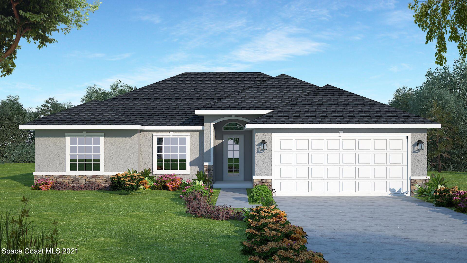 1229 Theresa Street #None, Palm Bay, FL 32909 - #: 916017