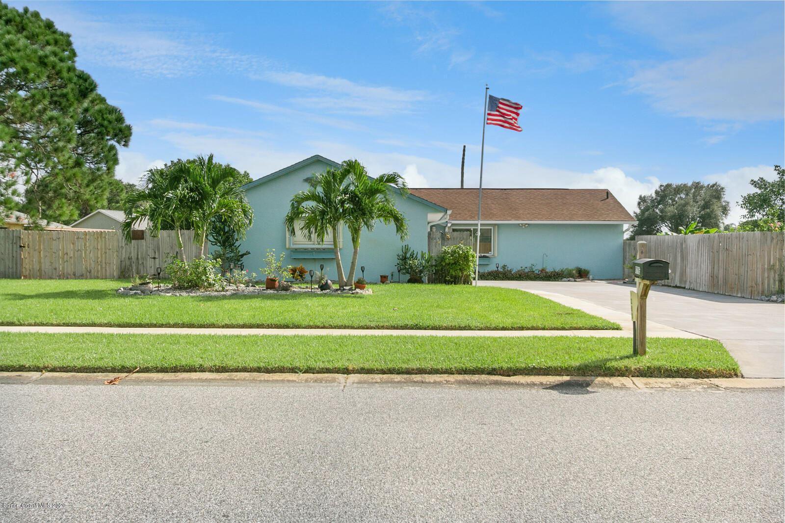 1285 Martin Boulevard, Merritt Island, FL 32952 - #: 889019
