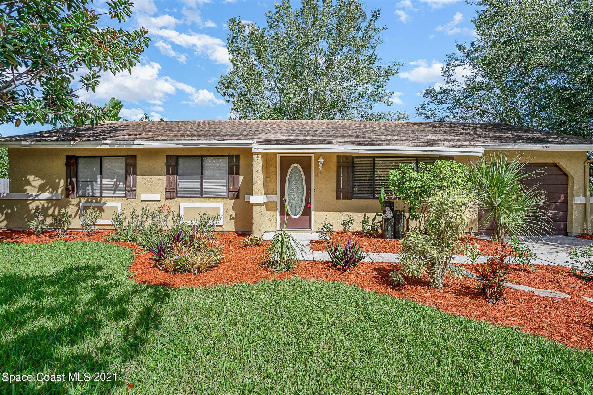 701 Rostock Circle, Palm Bay, FL 32907 - #: 918020