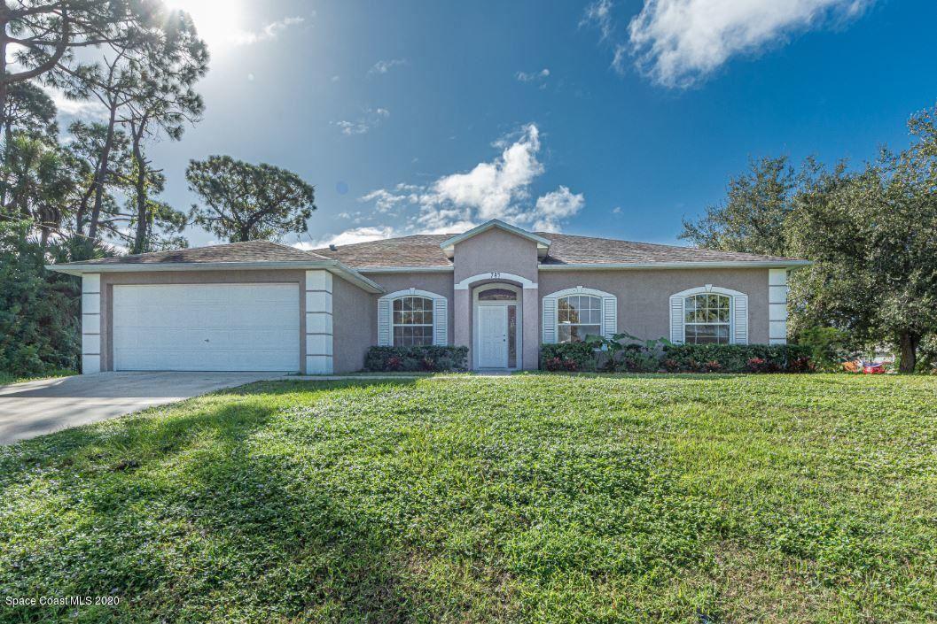 789 Forster Avenue, Sebastian, FL 32958 - #: 891025