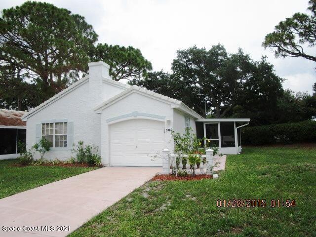 2062 Bluestem Circle, Palm Bay, FL 32905 - #: 908025