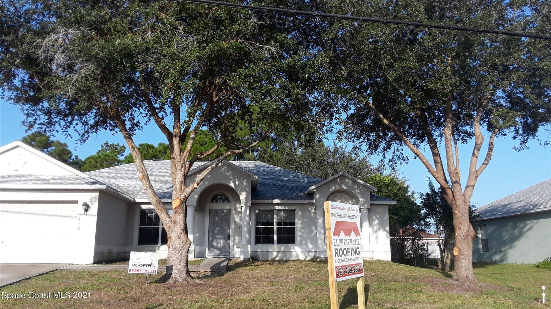 1818 SW Jupiter Boulevard, Palm Bay, FL 32908 - #: 915026