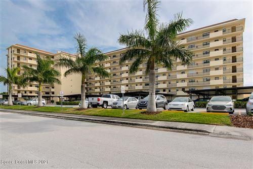 Photo of 500 Palm Springs Boulevard #704, Indian Harbour Beach, FL 32937 (MLS # 904030)