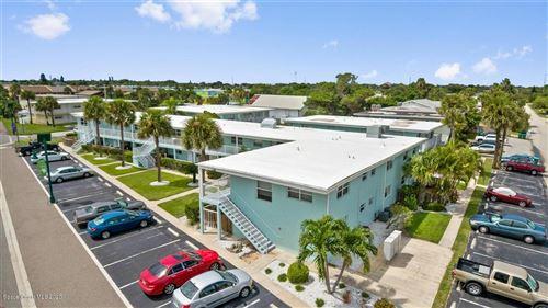 Photo of 7605 Ridgewood Avenue #16-1, Cape Canaveral, FL 32920 (MLS # 886031)