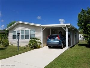 Photo of 634 Puffin Drive, Barefoot Bay, FL 32976 (MLS # 857032)