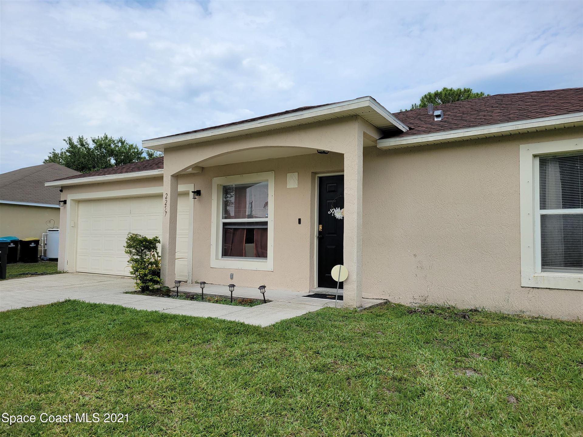 2257 Rambler Lane, Palm Bay, FL 32909 - #: 905032