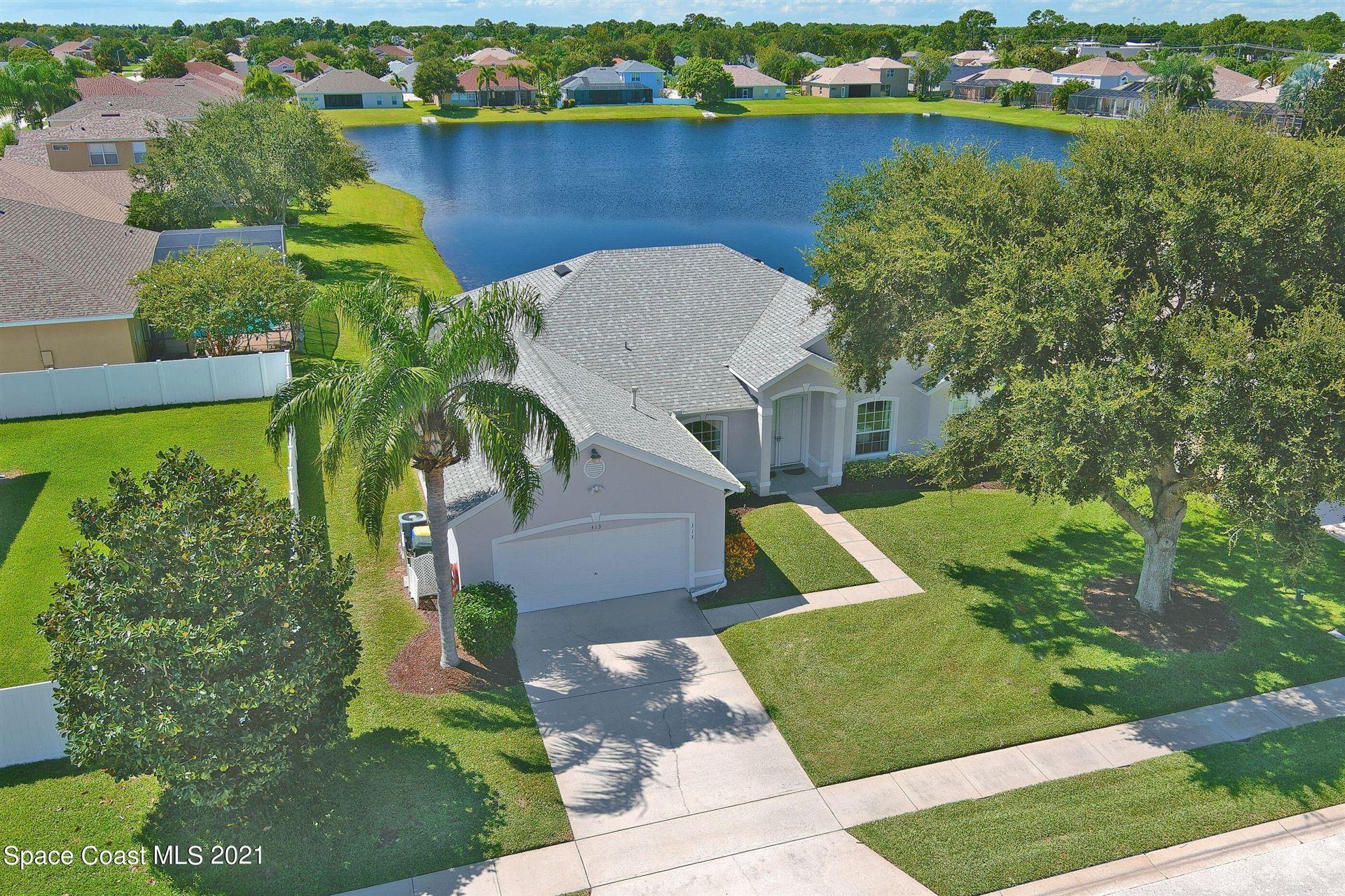 313 Barrymore Drive, Rockledge, FL 32955 - #: 916032