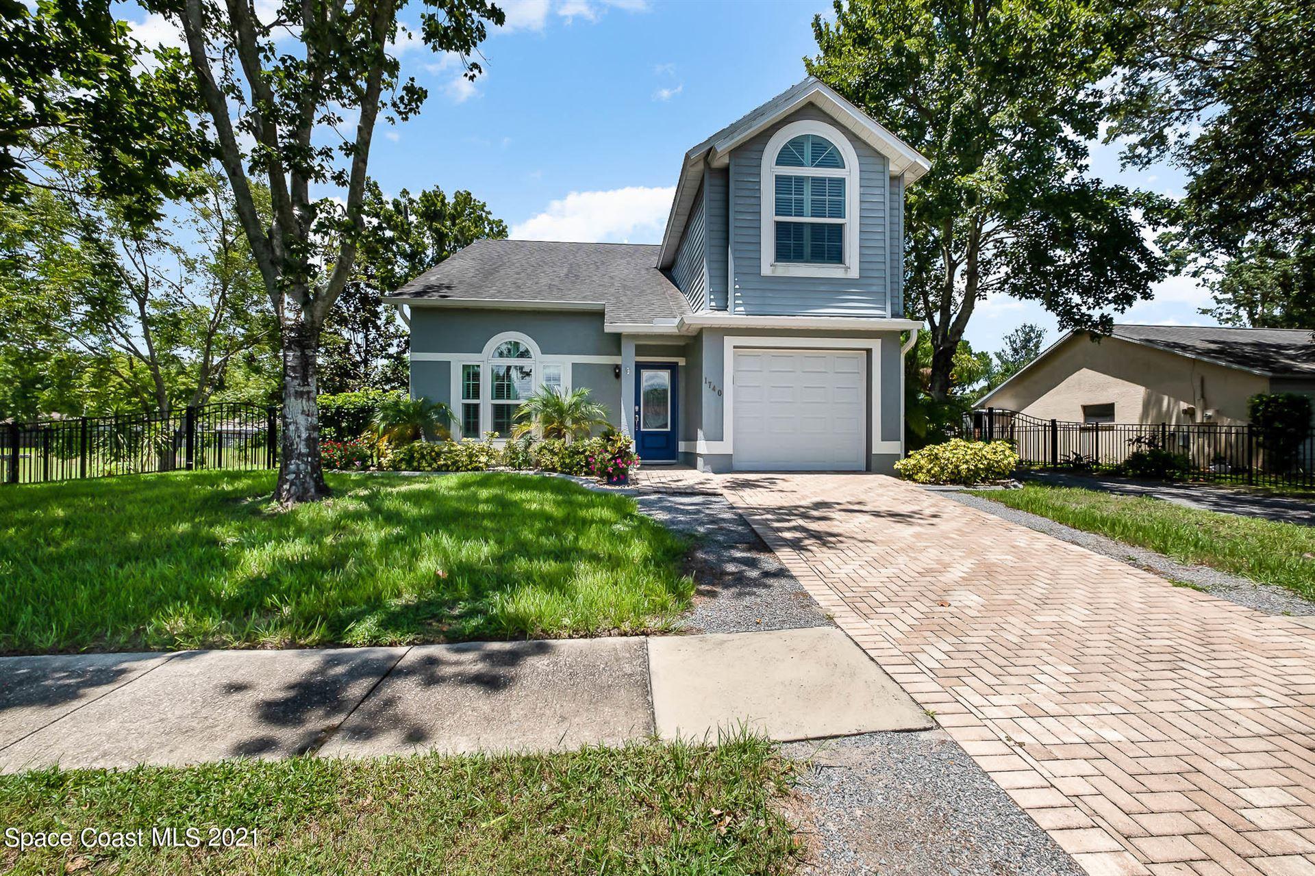 1740 Privateer Drive, Titusville, FL 32796 - #: 910034