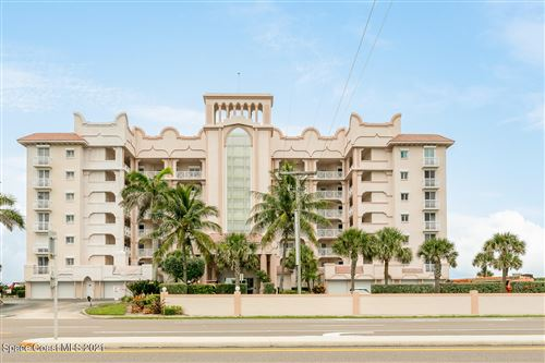 Photo of 2095 Hwy A1a #4605, Indian Harbour Beach, FL 32937 (MLS # 911035)