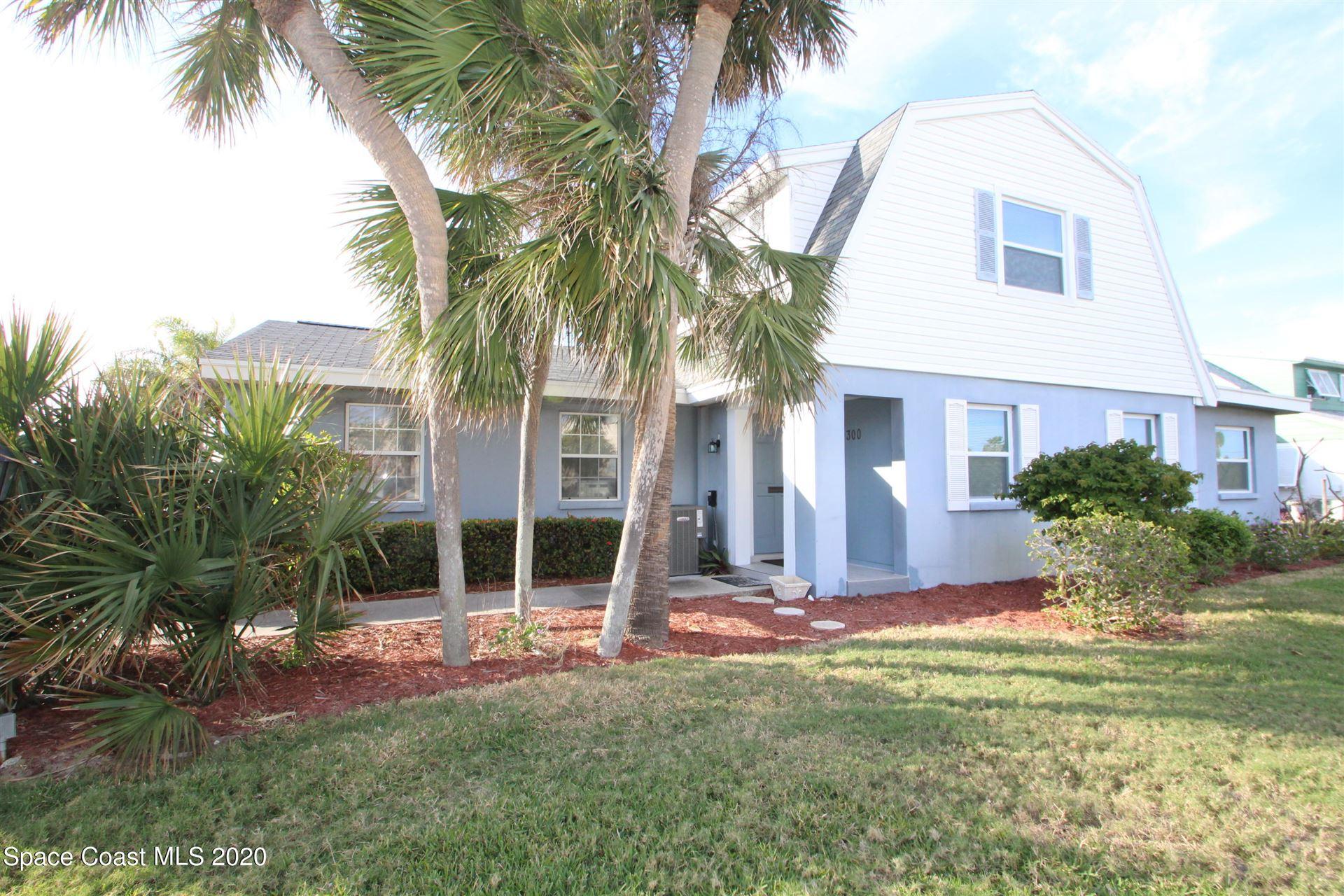 300 E Emerald Place, Indian Harbour Beach, FL 32937 - #: 894035