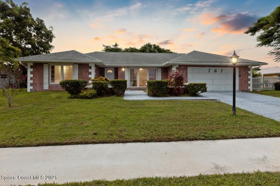 781 Pebble Beach Avenue, Palm Bay, FL 32905 - #: 915037