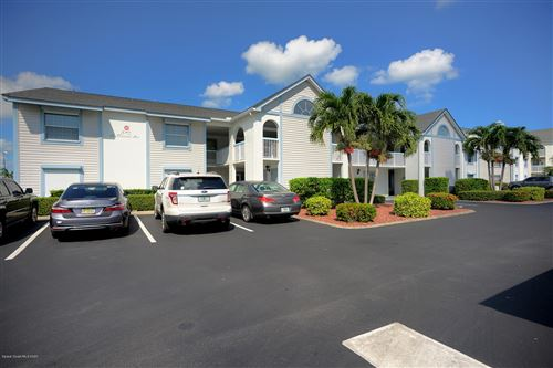 Photo of 570 S Brevard Avenue #721, Cocoa Beach, FL 32931 (MLS # 888038)