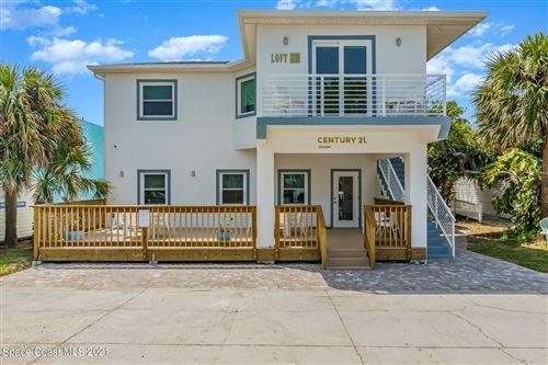 Photo of 117 N Orlando Avenue, Cocoa Beach, FL 32931 (MLS # 902040)