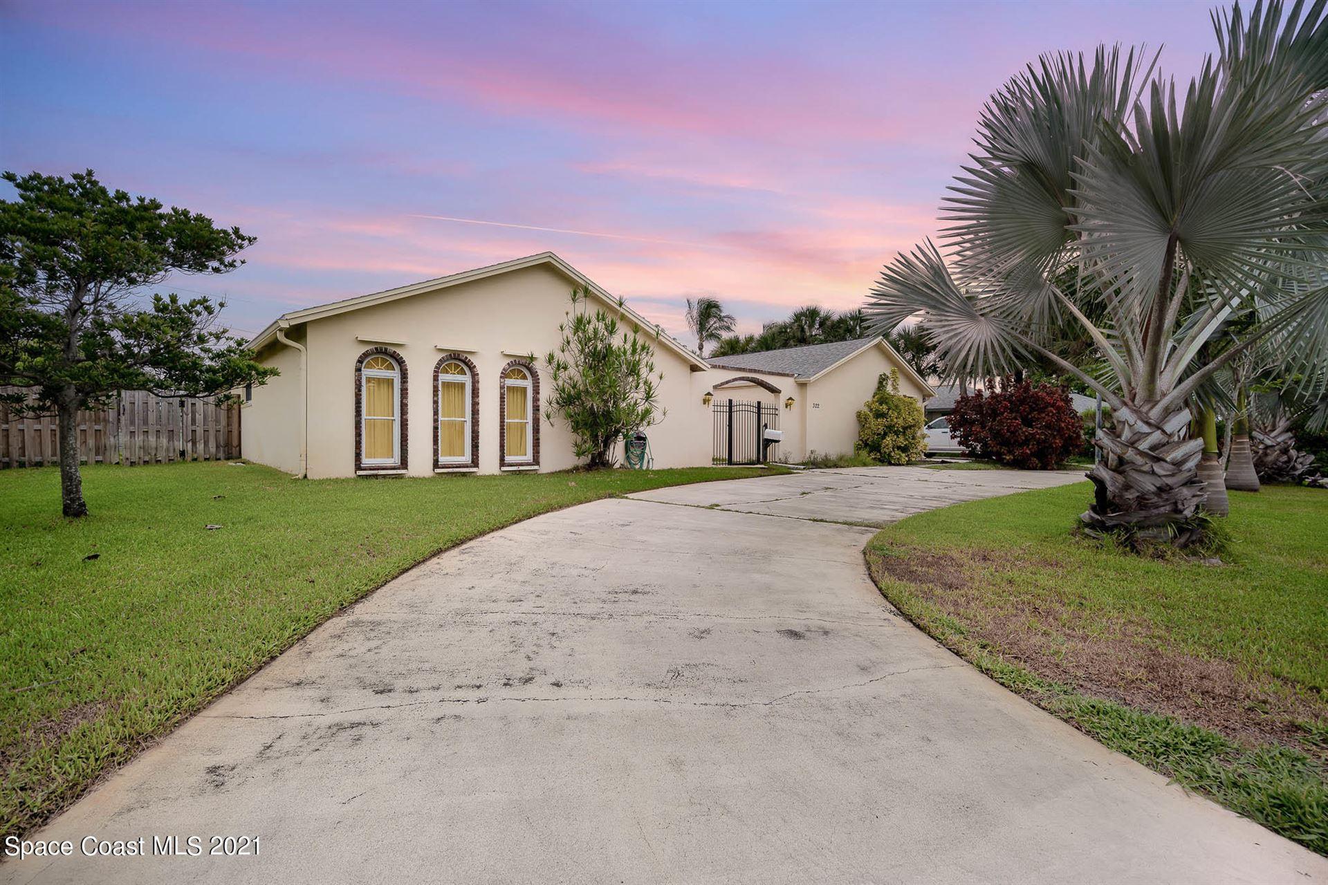 322 Hibiscus Trail, Melbourne Beach, FL 32951 - #: 914040
