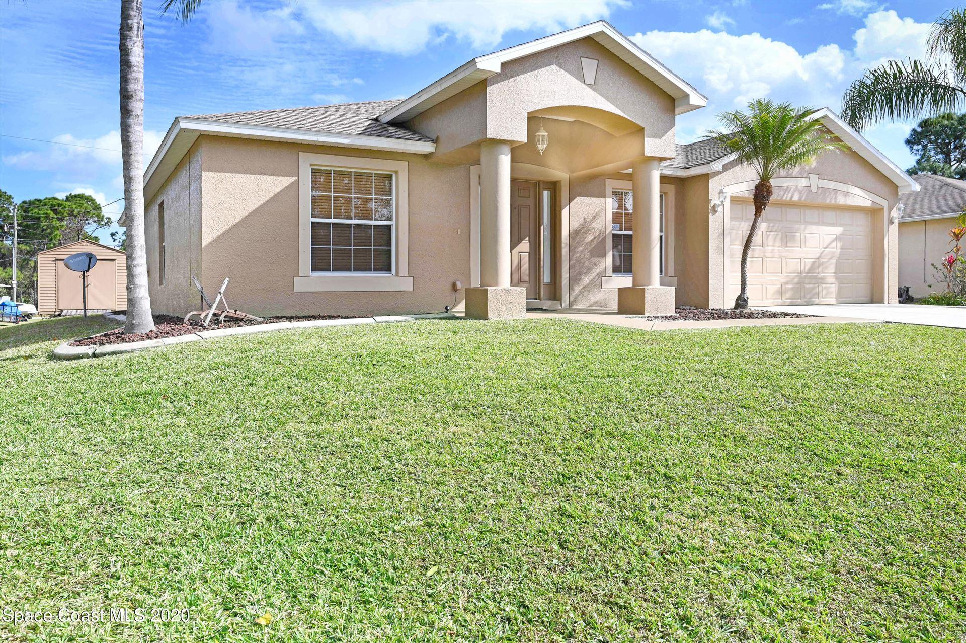 2419 Ralph Avenue, Palm Bay, FL 32909 - #: 894041