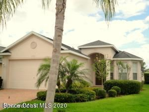 Photo of 3355 Moonstone Lane, Melbourne, FL 32940 (MLS # 866042)