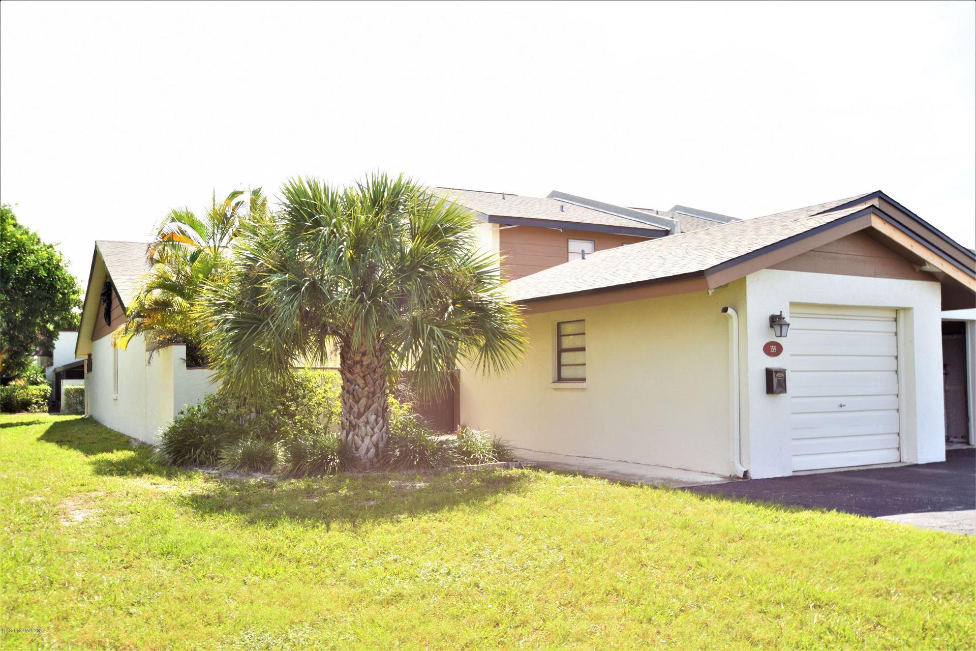 159 Kristi Drive, Indian Harbour Beach, FL 32937 - #: 888042
