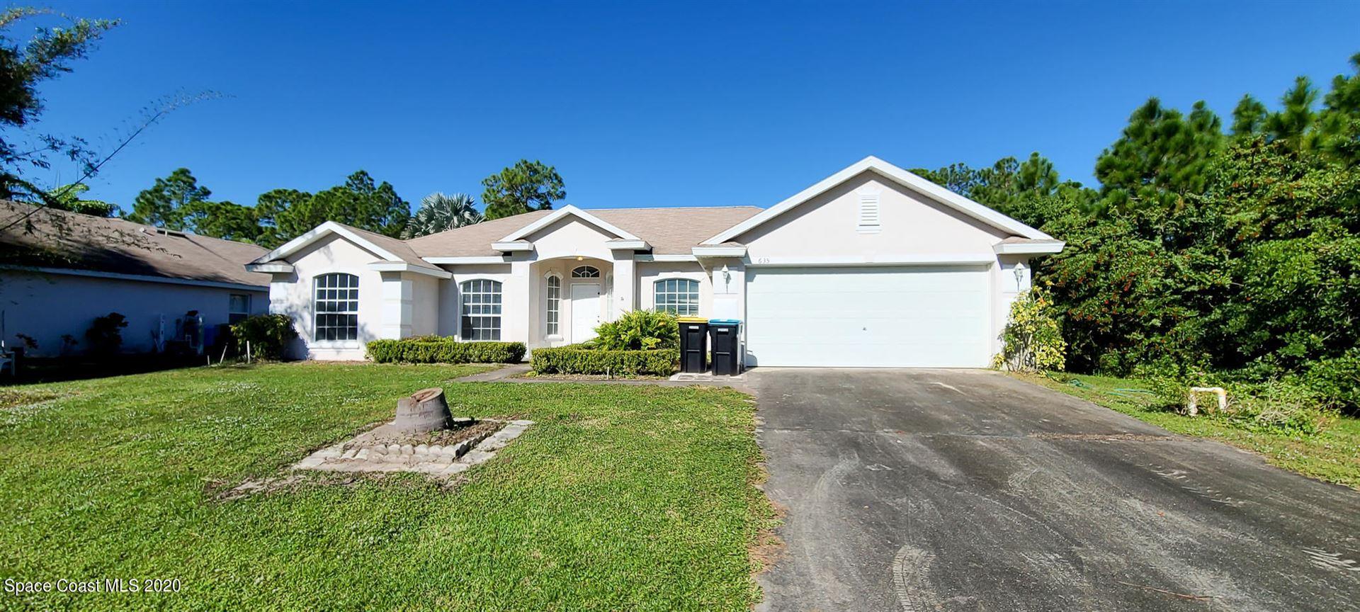 635 SE Flynn Street, Palm Bay, FL 32909 - #: 892043