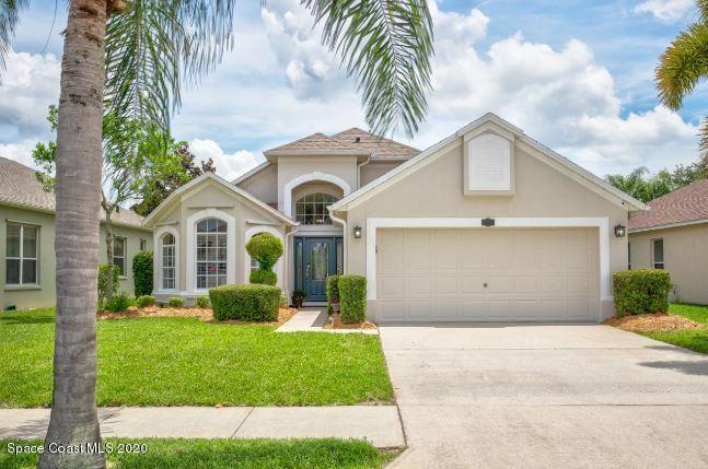 1715 Sun Gazer Drive, Rockledge, FL 32955 - #: 880045