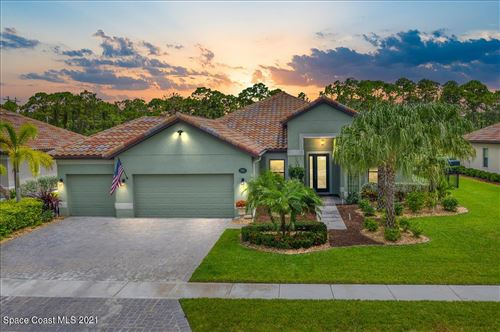 Photo of 3353 Rushing Waters Drive, West Melbourne, FL 32904 (MLS # 908047)