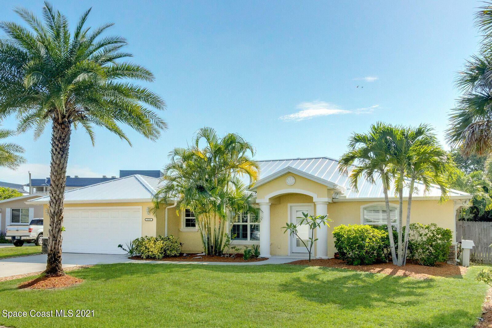 2524 Carmel Road, Indialantic, FL 32903 - #: 917047