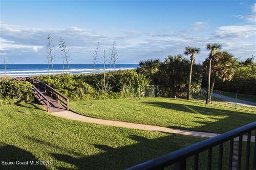 Photo of 3060 N Atlantic Avenue #101, Cocoa Beach, FL 32931 (MLS # 894049)