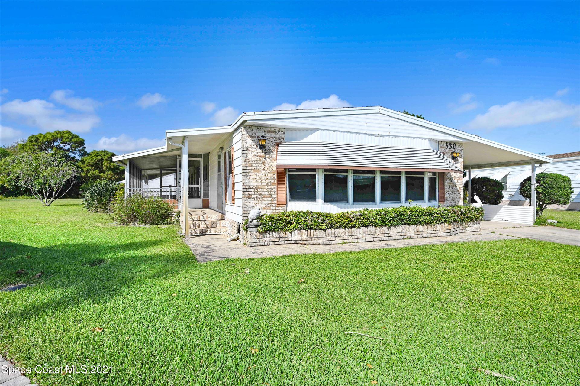 530 Ruth Circle, Melbourne, FL 32904 - #: 900049
