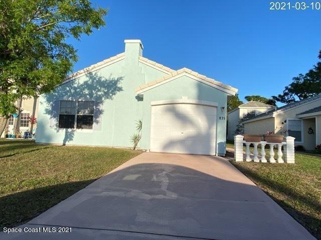835 Dewberry, Palm Bay, FL 32905 - #: 904049