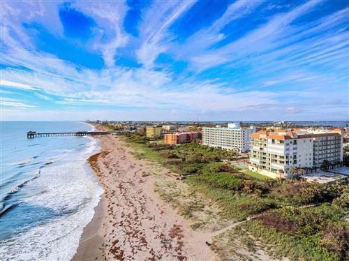 Tiny photo for 420 Harding Avenue #801, Cocoa Beach, FL 32931 (MLS # 894050)