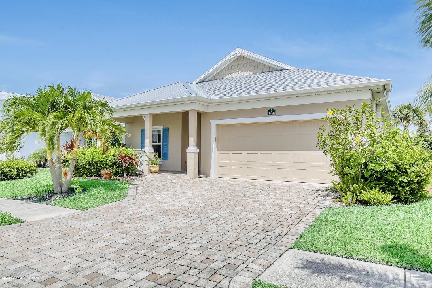 1468 Tullagee Avenue, Melbourne, FL 32940 - #: 880050