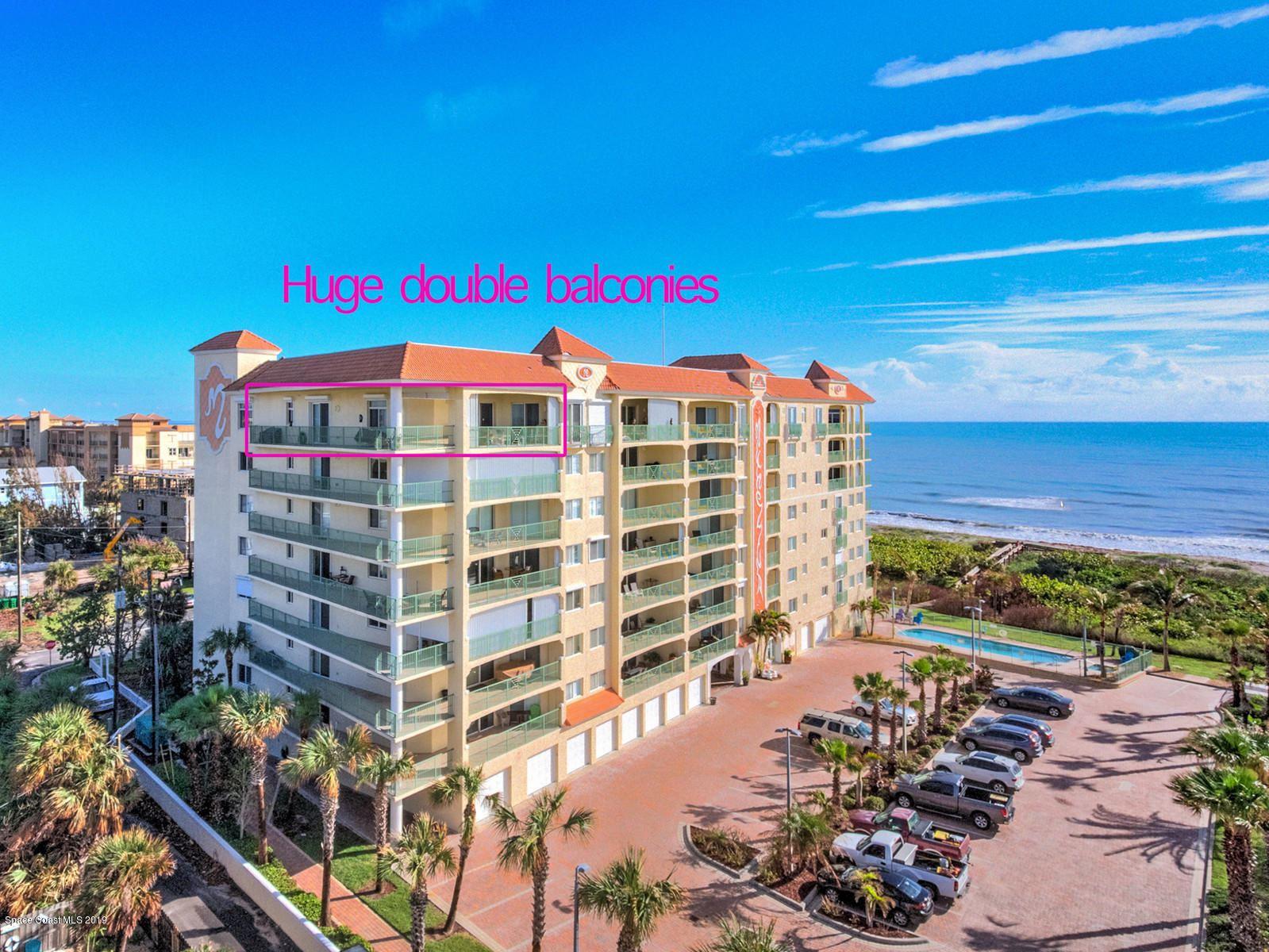 Photo for 420 Harding Avenue #801, Cocoa Beach, FL 32931 (MLS # 894050)