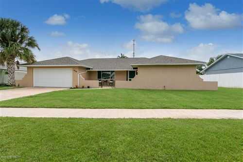 Photo of 595 Parkside Avenue, Merritt Island, FL 32953 (MLS # 886052)