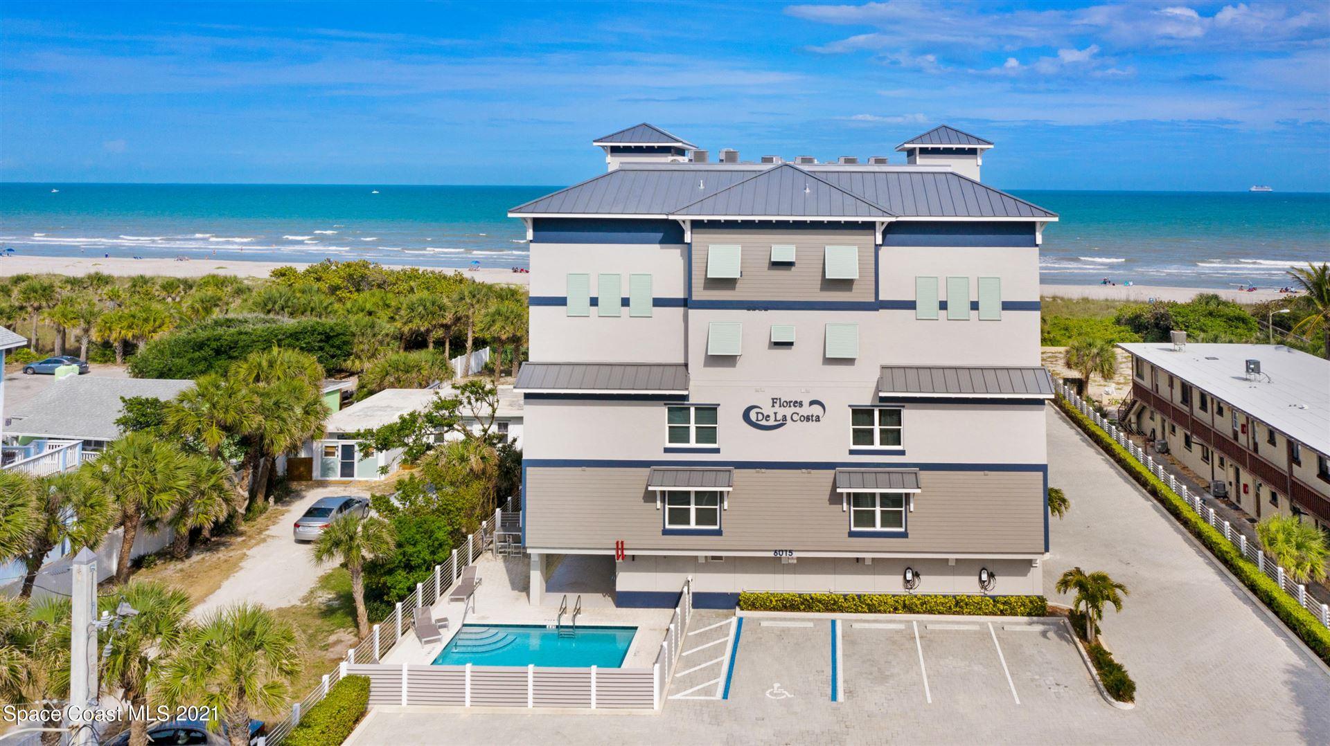 6015 Turtle Beach Lane #202, Cocoa Beach, FL 32931 - #: 901054