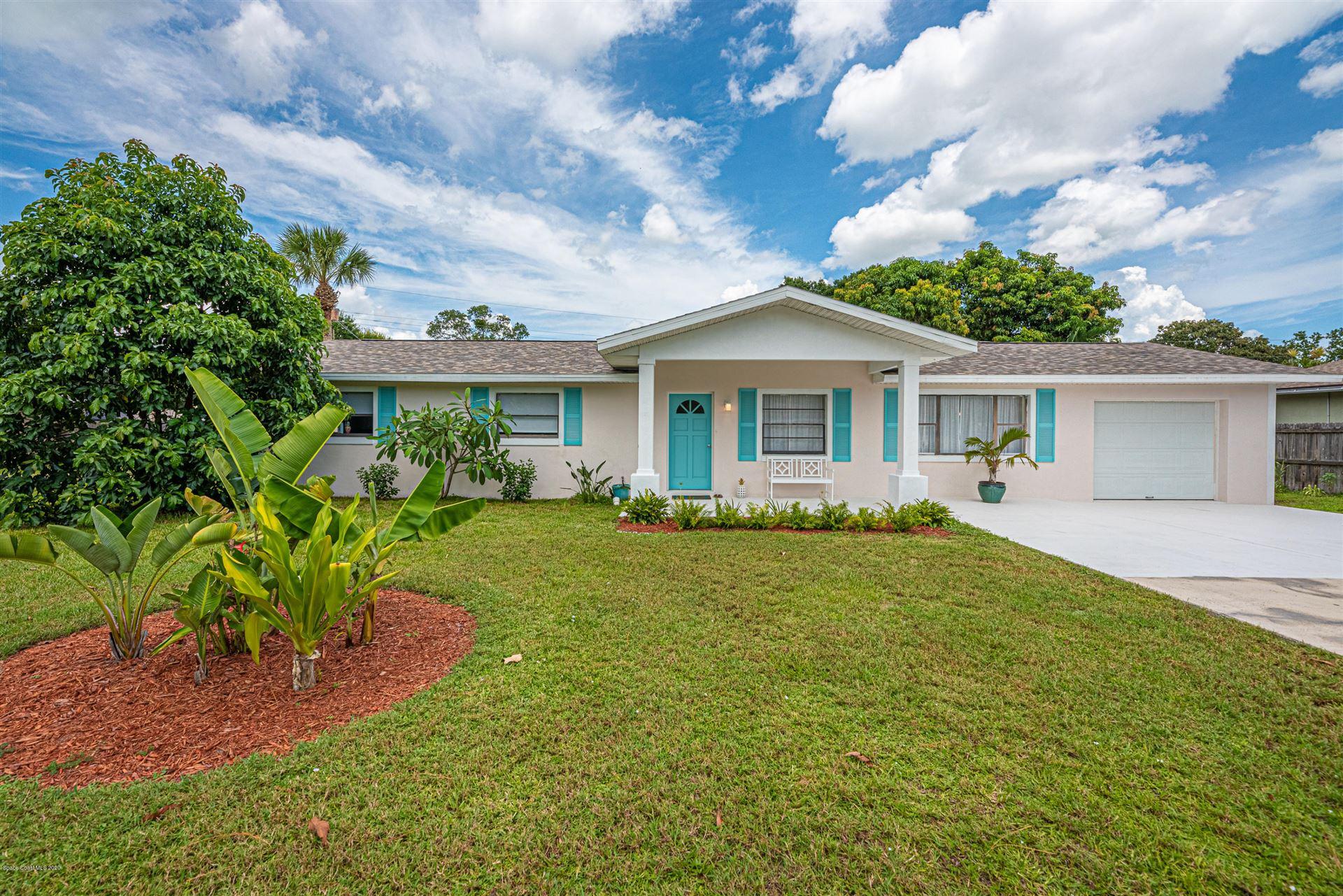 360 Banana Boulevard, Merritt Island, FL 32952 - #: 882055