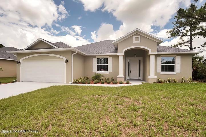 799 De Groodt Road, Palm Bay, FL 32908 - #: 885055