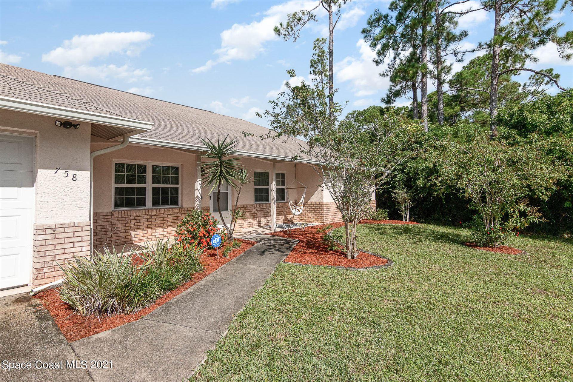 758 Isar Avenue, Palm Bay, FL 32907 - #: 916055