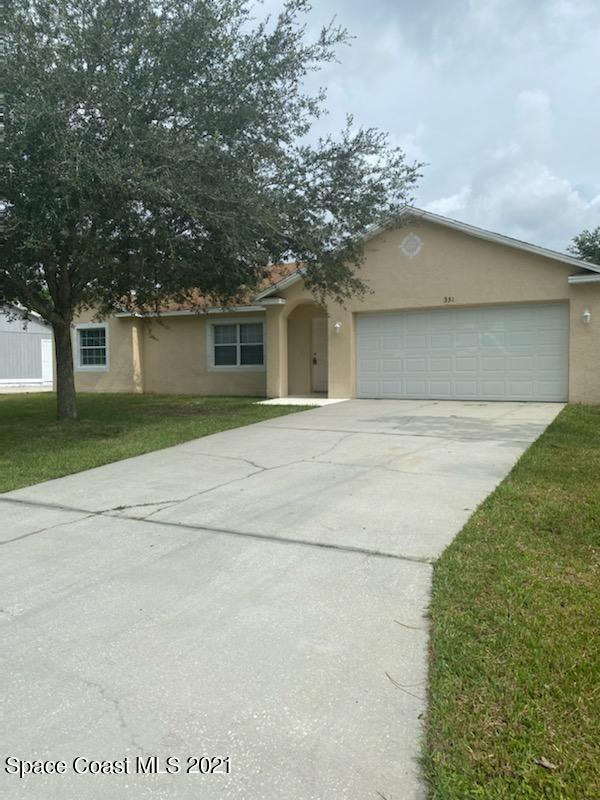 331 Dandurand Street, Palm Bay, FL 32908 - #: 912056