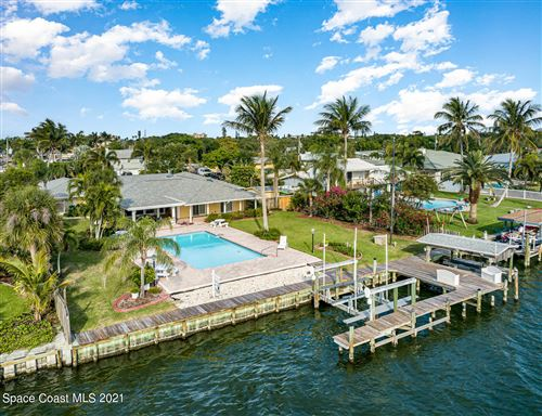Photo of 25 West Point Drive, Cocoa Beach, FL 32931 (MLS # 901060)