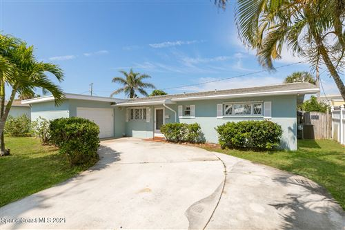 Photo of 210 Carole Court, Satellite Beach, FL 32937 (MLS # 904060)