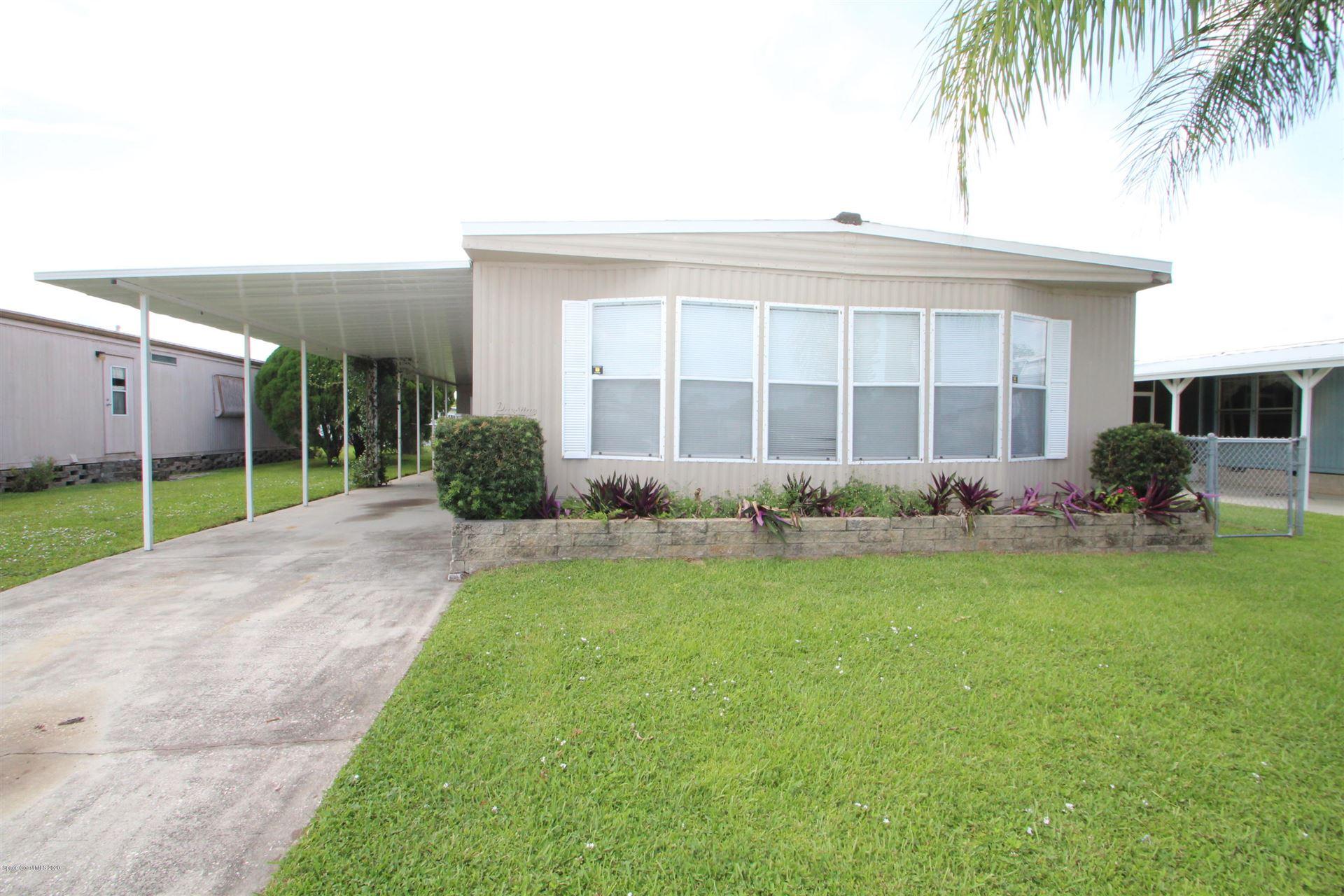 1808 NE Live Oak Street, Palm Bay, FL 32905 - #: 884060
