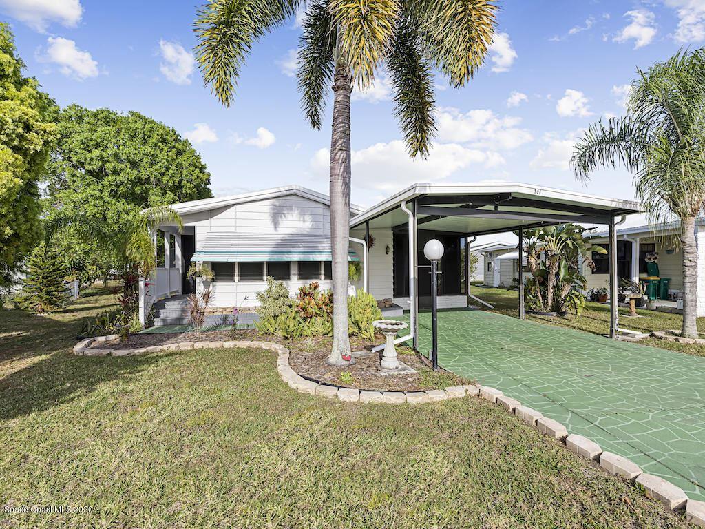 706 Bougainvillea Circle, Barefoot Bay, FL 32976 - #: 886061