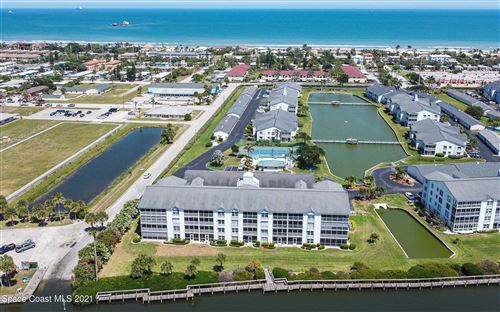 Photo of 540 S Brevard Avenue #416, Cocoa Beach, FL 32931 (MLS # 902062)