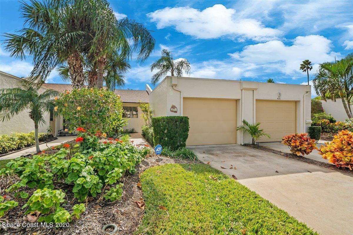 419 Hawthorne Court, Indian Harbour Beach, FL 32937 - #: 894062