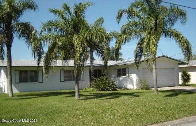 Photo for 41 Riverview Lane, Cocoa Beach, FL 32931 (MLS # 903062)